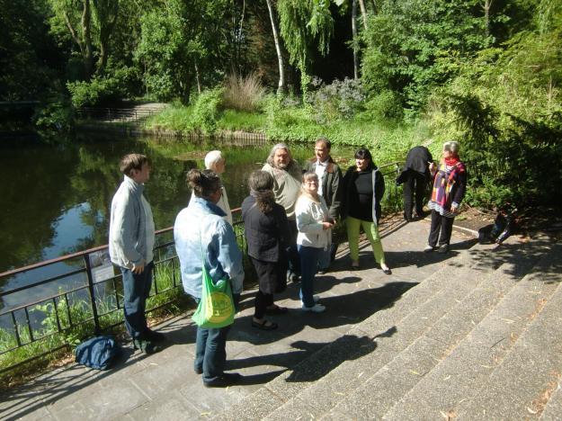 Treffen am Teich 1 1
