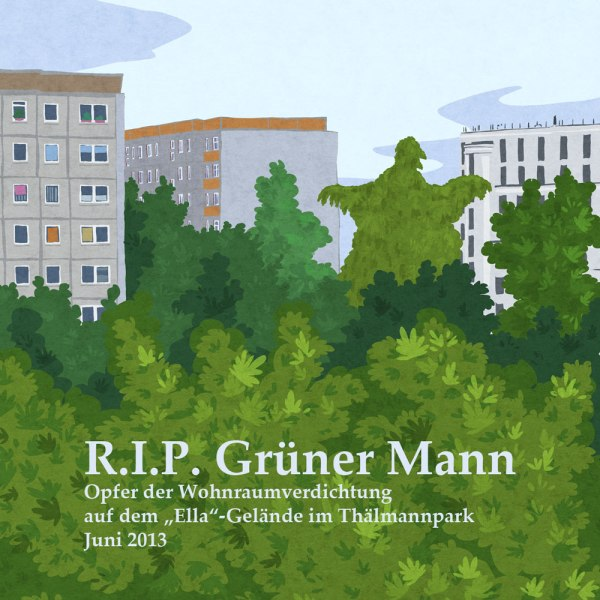 RIP Grüner Mann