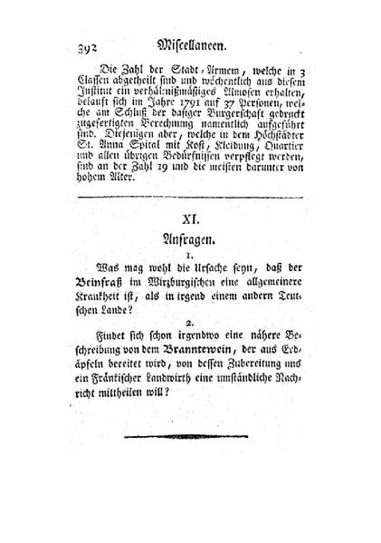 Journal von und für Franken