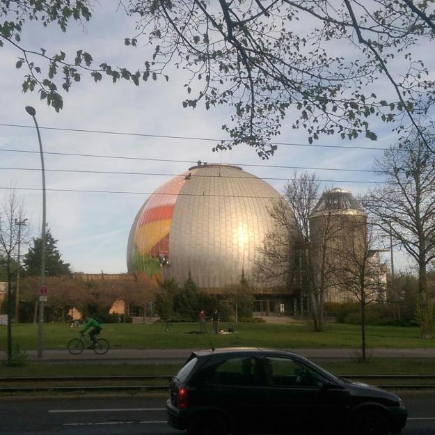 Planetarium tut sich was