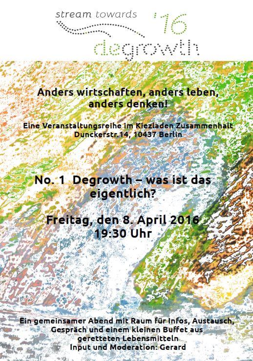 Degrowth 16